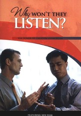 Why Won't They Listen? The Power of Creation Evangelism, DVD