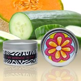 Show Off Your Faith Candle Tin, Cucumber & Cantaloupe