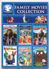 Family Movie 6 Pack Collection