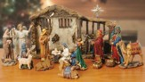 Real-Life Nativity Set, Complete Collection, 7