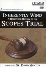 Inherently Wind: A Hollywood History of the Scopes Trial, DVD
