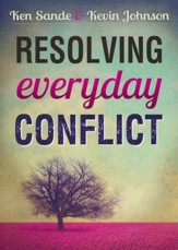 Resolving Everyday Conflict, updated