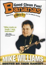 Bananas: Mike Williams, DVD