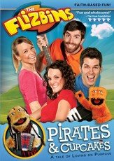 The Flizbins: Pirates & Cupcakes, DVD