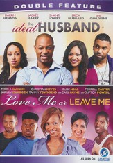 Love Me or Leave Me/The Ideal Husband, Double Feature DVD