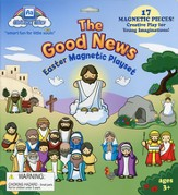 The Good News--Easter Magnetic Playset