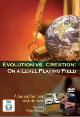 Evolution vs. Creation: On A Level Playing Field, DVD