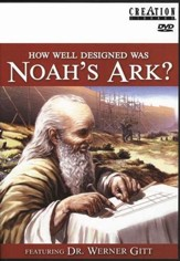 How Well Designed Was Noah's Ark? DVD