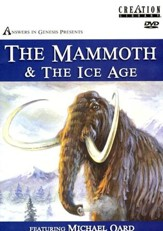 The Mammoth & the Ice Age--DVD