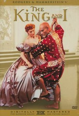The King and I, DVD