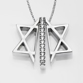 Trinity Star Necklace
