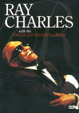 Ray Charles with the Jubilation Choir, DVD