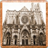 St John the Divine Church Trivet
