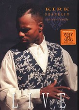 Kirk Franklin & The Family Live, DVD