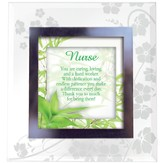 Nurse Glass Frame