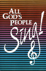 All God's People Sing, Songbook