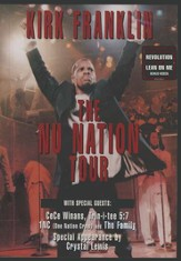 The Nu Nation Tour, DVD