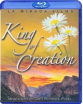 King of Creation: Meditations on God's Wisdom & Works, Blu-ray