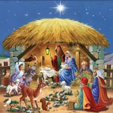 The Manger Advent Calendar