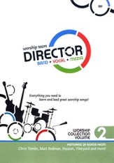 Worship Team Director: Worship Collection Volume 2 (Drums/Percussion DVD)