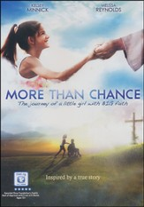 More Than Chance, DVD