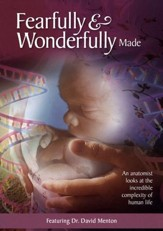 Fearfully & Wonderfully Made, DVD