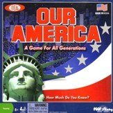 Our America Trivia Board Game