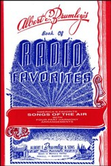 Book of Radio Favorites