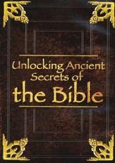 Unlocking Ancient Secrets of the Bible, DVD