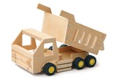 Dump Truck Wooden Craft Kit