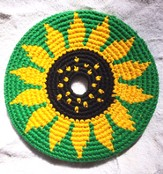 Sports Edition Pocket Disc, Sunflower