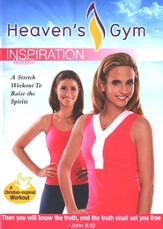 Heaven's Gym: Inspiration, DVD