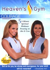 Heaven's Gym: Courage, DVD