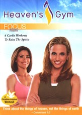Heaven's Gym: Focus, DVD