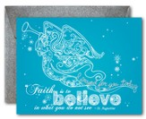 Blank Notecards, Believe Angel, Pack of 10