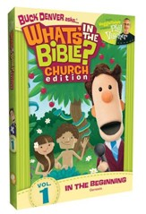 What's in the Bible? #1: In the Beginning - Church Edition, DVD