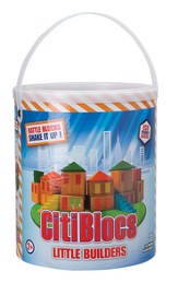 Little Builders, 22 Pieces
