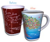 Color Changing Mug, Life