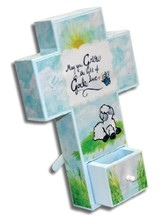 Canvas Wall Cross. Child, Small