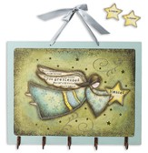 Blessed Angel Magnet Board with Hook