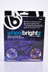 Wheel Brightz Lights, Multi Color