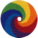 Sports Edition Pocket Disc, Rainbow Swirl