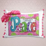 Let Peace Rule in Your Heart Pillow
