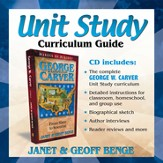 Heroes of History: George Washington Carver Unit Study Curriculum Guide