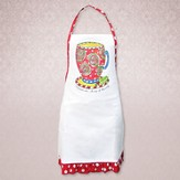 Friends are a Cup of Blessings Apron