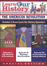 Learn our History DVDs