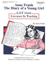 Anne Frank Diary Of A Young Girl L-I-T Study Guideo 12