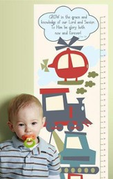 Transpiration Vehicles Inspirational Growth Chart