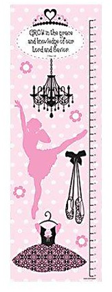 Princess Inspirational Growth Chart