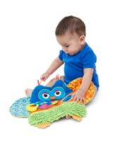 Owl Busy Buddy Blanket
